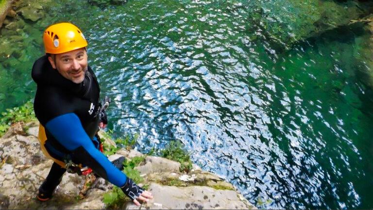Canyoning à la Roya – Part 2 – Carléva