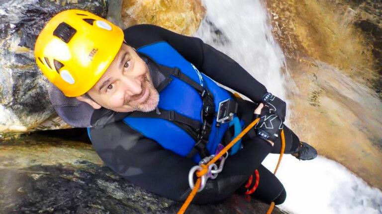 Canyoning à la Roya – Part 3 – Maglia