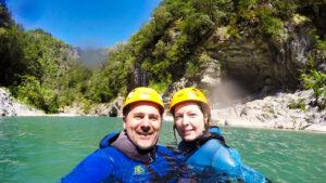 Canyoning à la Roya – Part 1 – Fanghetto